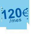 OFERTA 120 euros/mes fianza 2 meses