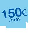 OFERTA 150 euros/mes fianza 2 meses