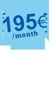 Deposit 2 months. Spanish Premium Virtual Office A Coruña